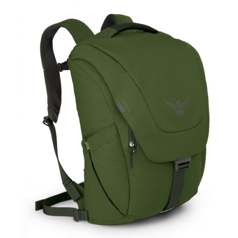 Flap Jack Pack OneSize, Peat Green