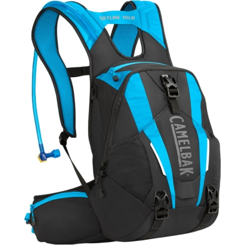 Skyline 10 LR 3L 1SIZE, Black/Atomic Blue