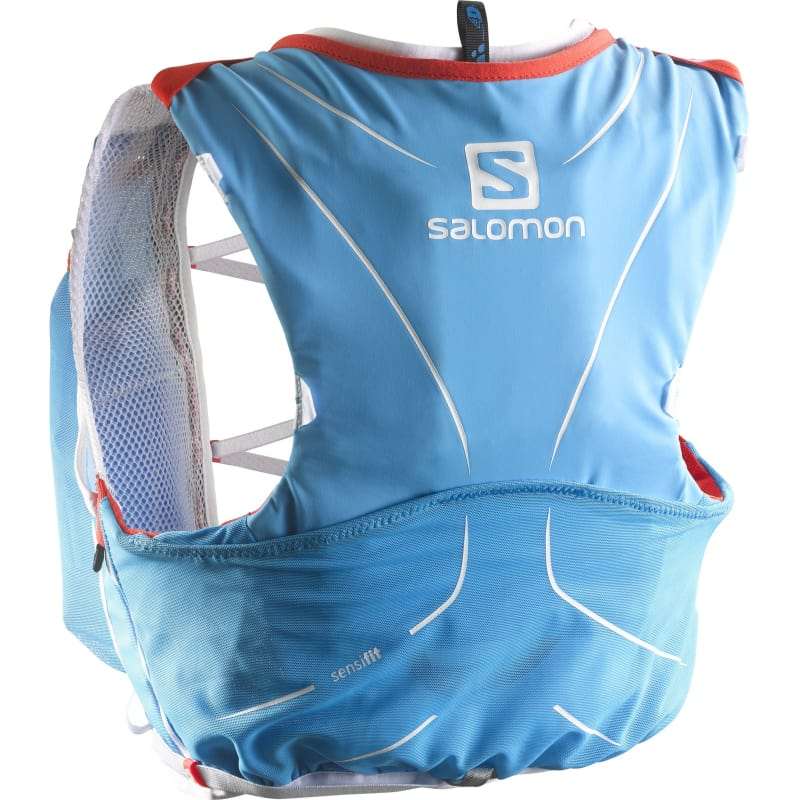 S-Lab Advanced Skin3 5 Set 2XS, Blue Linewhiteracing Red