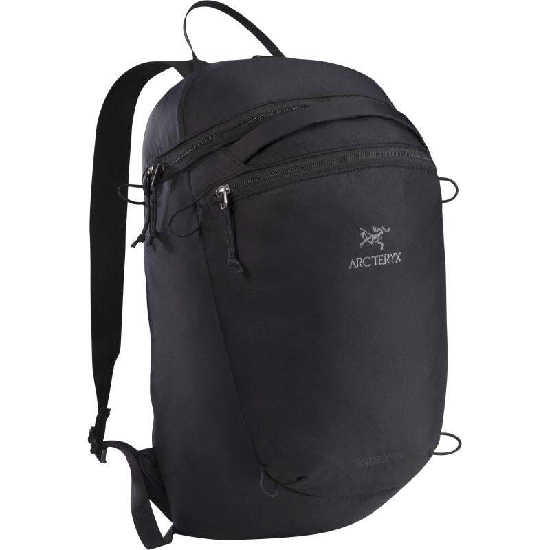 Index 15 Backpack OneSize, Black