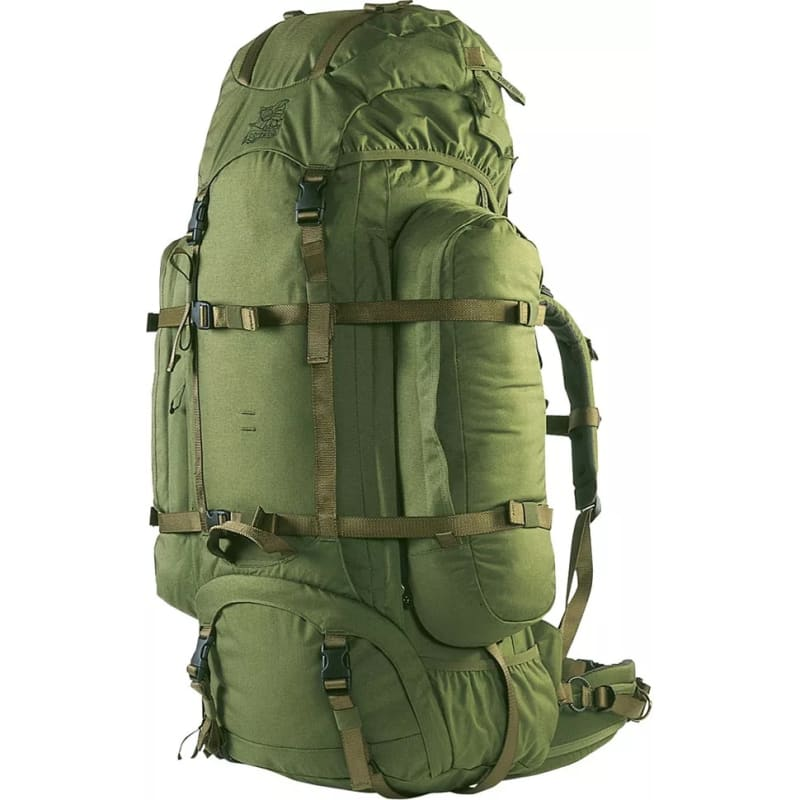 Para Ranger Synkron Pack 120L OneSize, Green