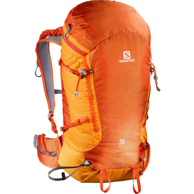 X Alp 30 OneSize, Flame / Bright Marigold