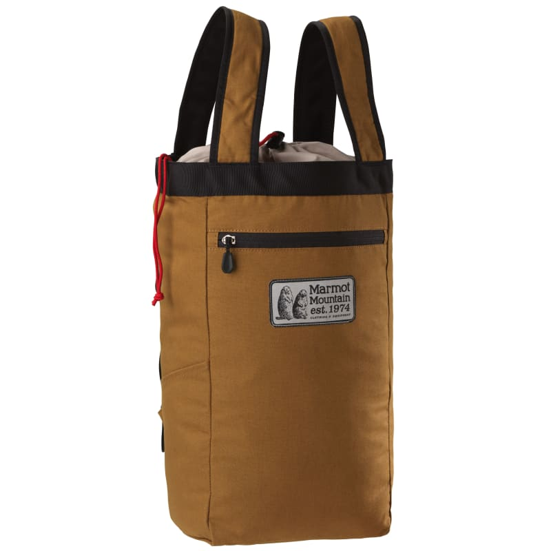 Urban Hauler Med Canvas ONE, Waxed Field Brown