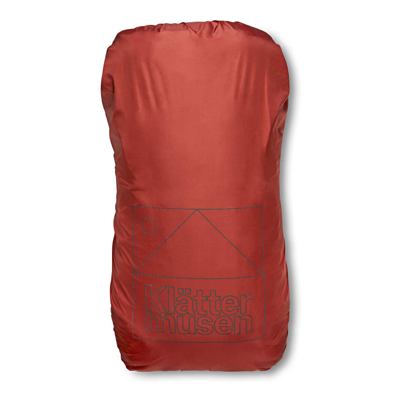 Rain Cover 50-80l OneSize, Redwood