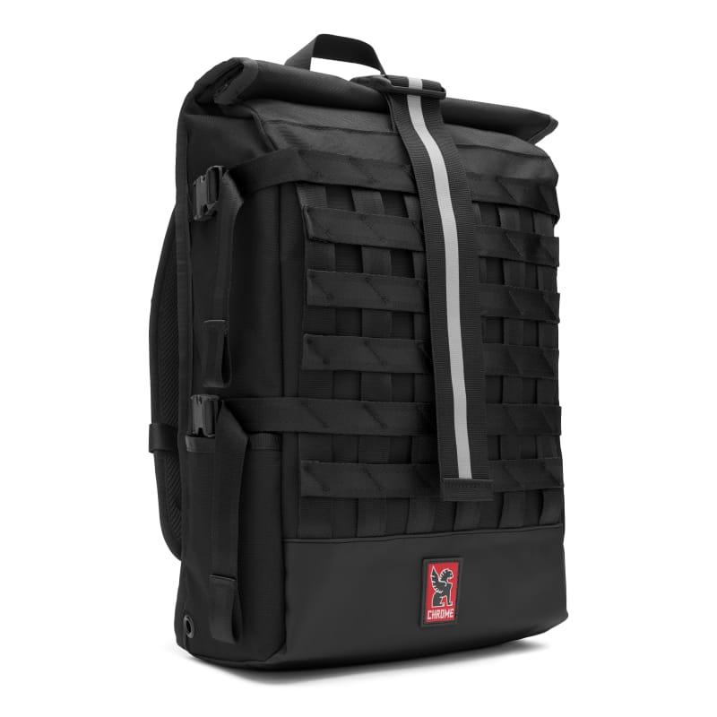 Barrage Cargo Backpack OneSize, Black / Black