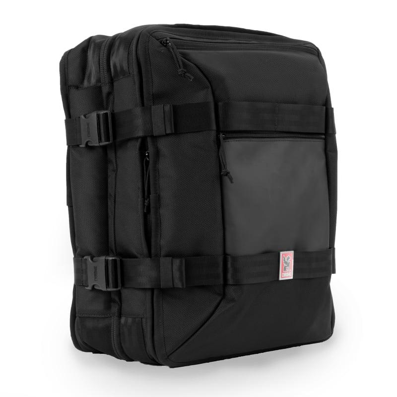 Macheto Travel Pack OneSize, Black / Black
