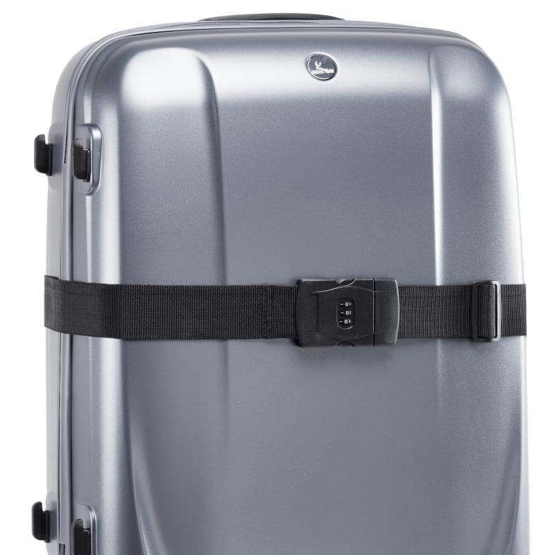 Luggage Lock Strap OneSize, Black