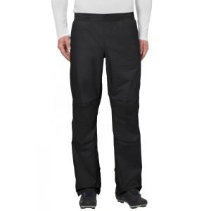Vaude men s drop pants ii black