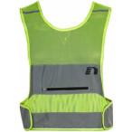 Newline visio mesh vest neon yellow