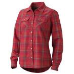 Marmot wm s bridget flannel ls raspberry