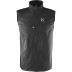 Haglofs hellner vest men s true black