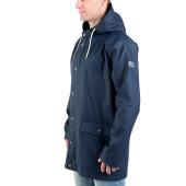 Urberg men s pu twill coat navy blue