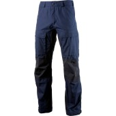 Lundhags authentic pant eclipse blue
