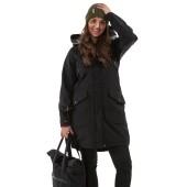 Didriksons thelma women s coat black