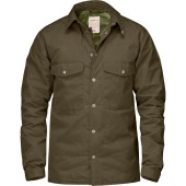 Fjallraven down shirt no 1 dark olive