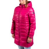 Urberg soft padded long coat pione