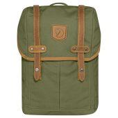 Fjallraven rucksack no 21 mini green