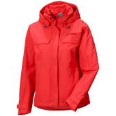 Didriksons albula wns jacket poppy