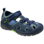 Merrell hydro sandal navy green