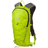 Bergans rondane 6l neongreen solid dark grey