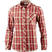 Lundhags flannell ws shirt red