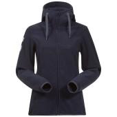 Bergans bryggen lady jacket midnightblue nightblue
