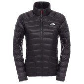 The north face w quince pro jacket tnf black