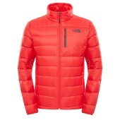 The north face m aconcagua jacket tnf red