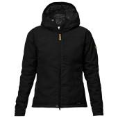 Fjallraven kiruna loft jacket w black