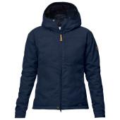 Fjallraven kiruna loft jacket w dark navy