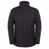 The north face m woodside jacket tnf black
