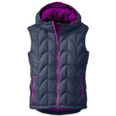 Outdoor research aria vest women s night ultraviolet