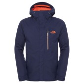The north face m nfz insulated jacket cosmic blue