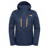 The north face m contrin jacket cosmic blue