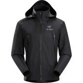 Arc teryx beta lt hybrid jacket men s black