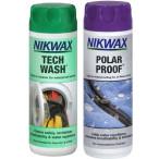 Nikwax duo pack tech wash polar proof
