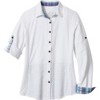 Kuhl wunderer l s shirt white