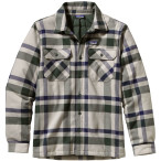 Patagonia m s insulated fjord comstock stone