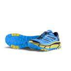 Hoka one one m mafate speed cyan lime black