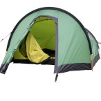 Urberg 2 person tunnel tent green