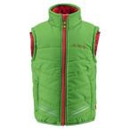 Vaude kids arctic fox vest ii basil green