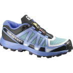 Salomon fellraiser w topaz blue petunia blue