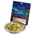 Trek n eat vegancouscous med gronsaker blue