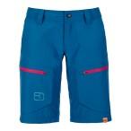 Ortovox vintage cargo shorts w mi blue ocean