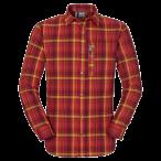 Jack wolfskin maitland ii shirt ls m dried tomato checks