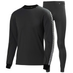 Helly hansen hh dry 2 pack black