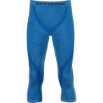 Ortovox competition cool short pants m blue ocean