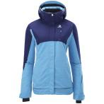 Salomon sashay jacket w score blue wizard violet
