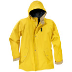 Didriksons skutevik men s jacket yellow