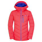 The north face women s point it down jacket rambutan pink